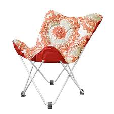 Folding Butterfly Chair Tufted Folding Butterfly Chair In Bungalow Bed Bath U0026 Beyond