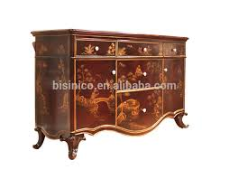 Antique Side Tables For Living Room Antique Retro Wooden Console Table Vintage Lacquer Side Table