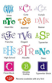 initial fonts for monogram monogram printables monograms fonts and cricut