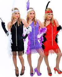 flapper costume u0026 accessories 1920s fancy dress blossom