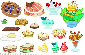 food vector food by wolfsknight on deviantart