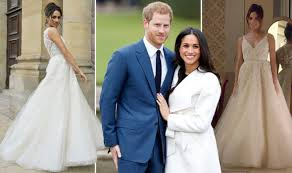 wedding dress designers uk meghan markle wedding dress designer revealed prince harry s