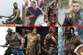 the original vikings aka vikings tv show forhonor