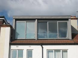 Dormer Loft Conversion Ideas Mansard Dormer I Like The Rounded Tops To The Windows And It