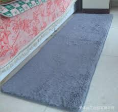 carpet for bed promotion shop for promotional carpet for bed on 2017 hot grey carpet bed sofa besides rugs long mats for table window bedside livingroom carpet door mats tapetes 50cmx160cm
