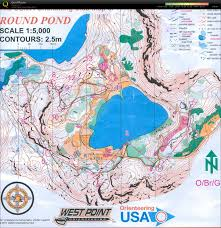West Point Map Training Log Pg Dec 31 2011 Attackpoint Orienteering
