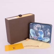 designer portemonnaie taschen portemonnaie geldbörse marken louis vuitton 90029 blau