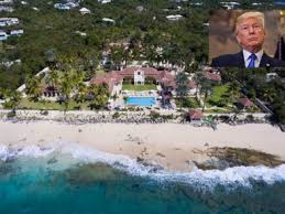 donald trump home donald trump has slashed the price of his caribbean mansion by 11