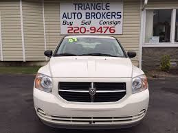 2007 dodge caliber sxt 4dr wagon in durham nc triangle auto brokers