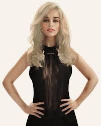 daenerys style hair emilia and daenerys vanilla blond hair color poppybarron1997 s