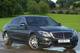 mercedes benz s class diesel s350d l amg line 4dr 9g tronic for