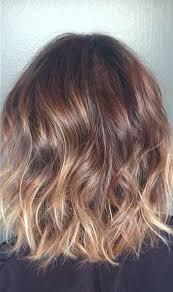 short brown hair with light blonde highlights short brown hair with blonde ombre highlights haircuts pinterest