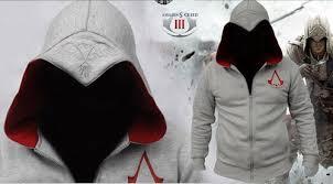Assassins Creed Kid Halloween Costume Assassin U0027s Creed Recon Jacket Hoodie Pullover Everyday Geek