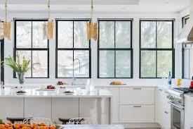 black and white kitchen framed pictures boston newton transitional european leicht kitchen