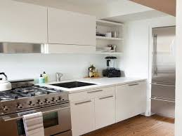 Kitchen Ideas White Appliances White Kitchen Cabinets With Stainless Steel Appliances White