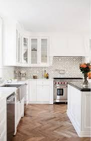 Best  Wood Tile Kitchen Ideas On Pinterest Grey Wood Floors - Kitchen backsplash wood