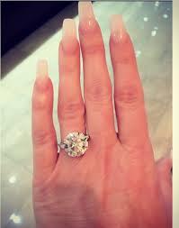 10 karat diamond ring zolciak gets 10 carat diamond ring for christmas 10 carat