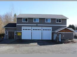 Garage With Living Quarters by Northwest Quality Remodel U0026 Deck Garages Carports
