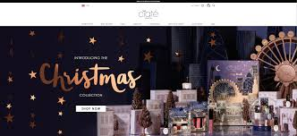 christmas themed ecommerce websites to get you in the holiday spirit