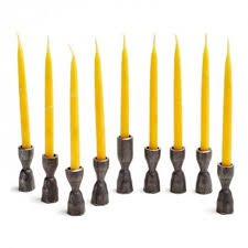 hanukkah menorahs 8 stylish hanukkah menorahs to order in time for the