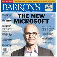 microsoft faster stronger better barron u0027s