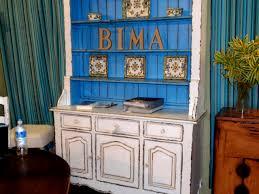 distressed painted wood furniture hudson goods blog