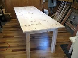 Pine Table Eco Friendly Wood Table And Countertops In Winston Salem Nc