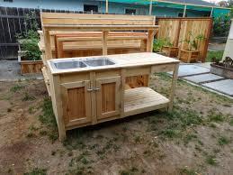 gardening bench gardening bench with sink home outdoor decoration