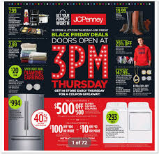 sears black friday ad 2017 jcpenney black friday 2017 ads deals and sales