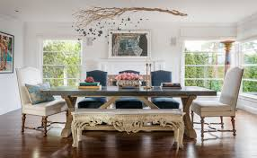 dining room with bench seating what are your thoughts on bench seating for dining tables