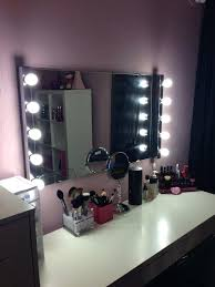 Bedroom Mirror Lights Bedroom Vanity With Mirror And Lights Trafficsafety Club