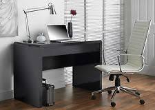 modern black computer desk black computer desk high gloss office smart table laptop pc study