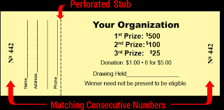 custom raffle tickets are our specialty raffleticket com