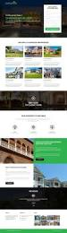 list my homes responsive html real estate landing page template