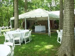 backyard tents 20 20 frame tent wedding head table rental best