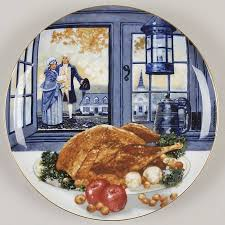 grondahl thanksgiving plate at replacements ltd