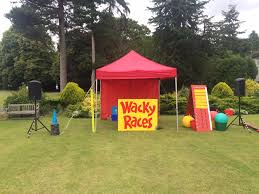 wacky races wacky races peach entertainments
