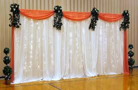 backdrop fabric backdrops and arches
