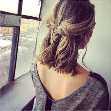 hairstyles for hair just past the shoulders cute and easy hairstyles for medium length hair part 7