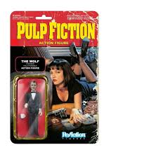 amazon com funko pulp fiction series 2 the wolf reaction figure