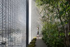 optical glass house hiroshima japan buildings architectural the