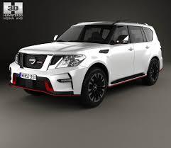 nissan patrol nismo grey nissan patrol cis 2014 3d model hum3d