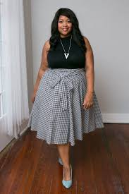 dress your best with this fashion advice 5 fashion tricks and tips for plus size women iafrica fashion
