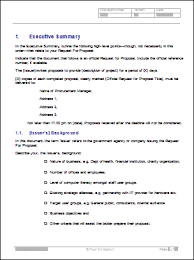 10 example of proposal for tender buyer resume