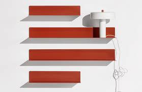 welf small wall shelf modern wall shelf blu dot