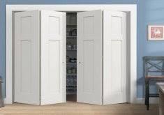 Wooden Bifold Doors Interior Solid Wood Bifold Closet Doors 17 Door Doors Custom Custom