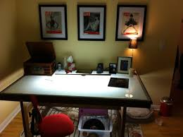 Glass Top Drafting Drawing Table 11 Best Light Tables Images On Pinterest Light Table Drafting
