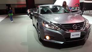 nissan altima coupe wallpaper quick first look 2016 nissan altima 3 5 sr youtube