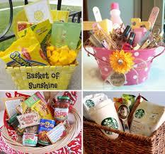 candle gift baskets 21 sorority gift basket themes