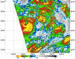 South China Sea Map Tropical Storm Khanun South China Sea